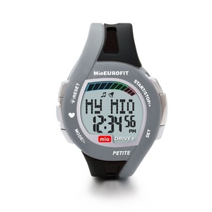 Mio Drive + Petite Heart Rate Monitor Watch