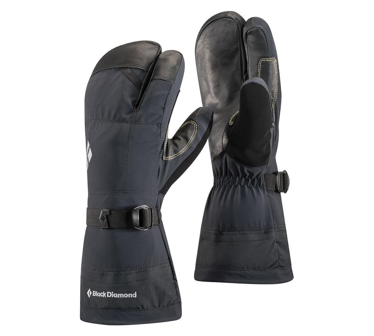 Black Diamond Men's Soloist Finger Gloves