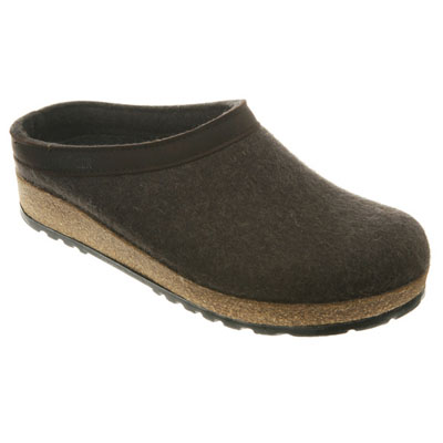 Wool Felt Grizzly GZL Clogs