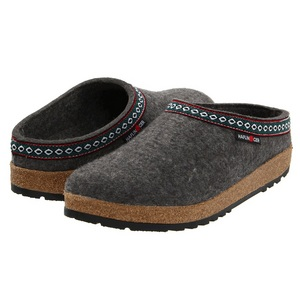 Classic Wool Felt Grizzly GZ Clogs