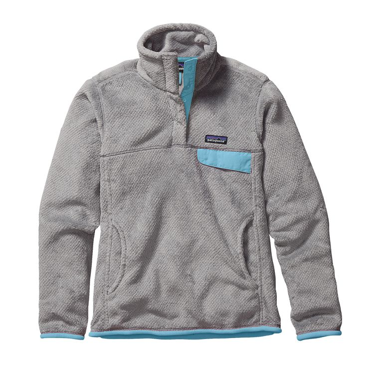 Patagonia Women's Re Tool Snap T Pullover Fleece