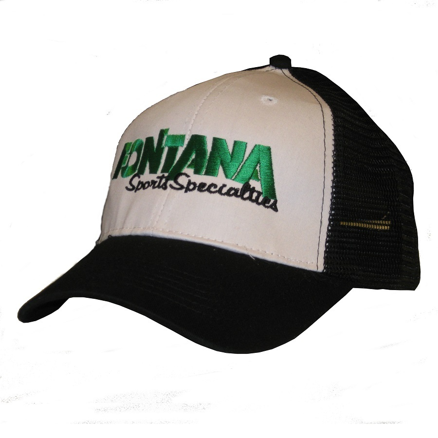 Fontana Sports Logo Trucker Hat Fontana Sports
