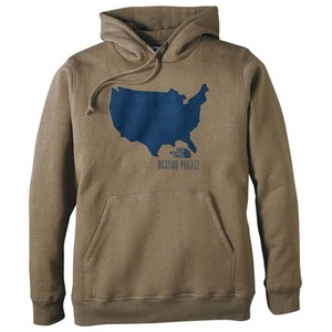 Men`s Backyard USA Pullover Hoodie