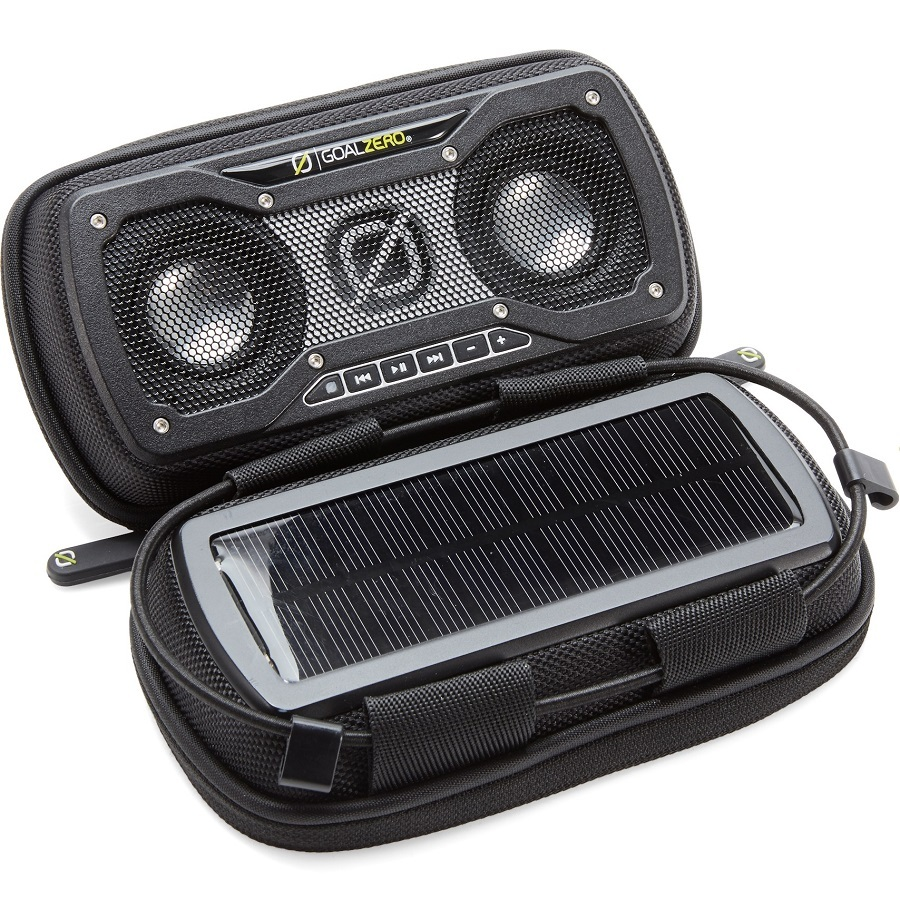 Rock Out 2 Solar Rechargeable Speaker Fontana Sports