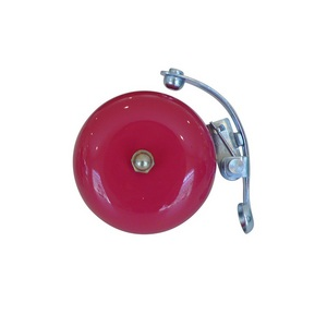 Side Striker Bike Bell Ruby