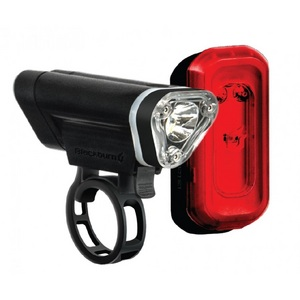 Local 50 Front + 10 Rear Bicycle Light Set