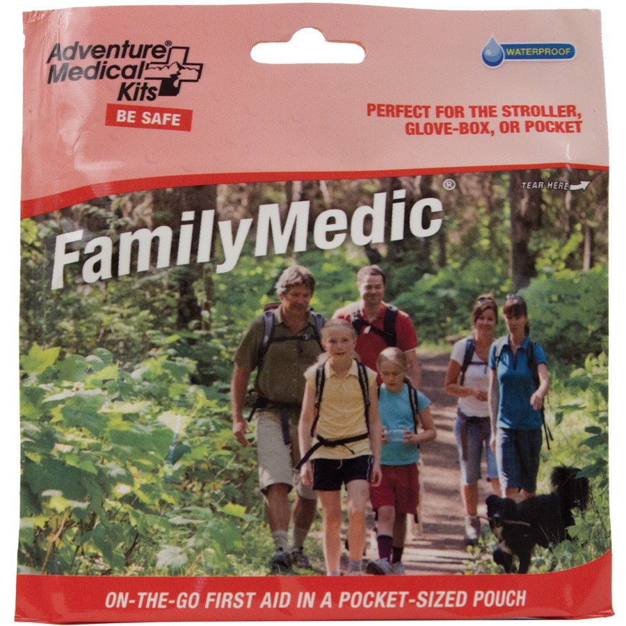 Adventure Medical Family Medic Medical Kit
