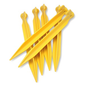 ABS Tent Stakes - 9 Inch