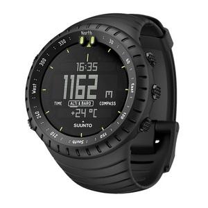 Core All Black Multifunction Watch