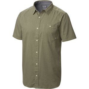 Men`s Cleaver Short Sleeve Shirt