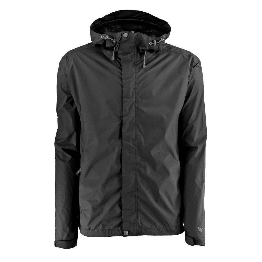White Sierra Men's Trabagon Rain Jacket