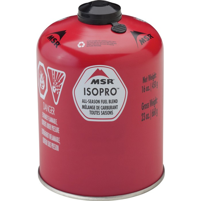 Msr 16oz IsoPro Fuel Canister