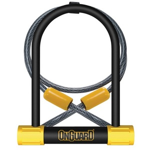 Bulldog DT Bicycle U-Lock