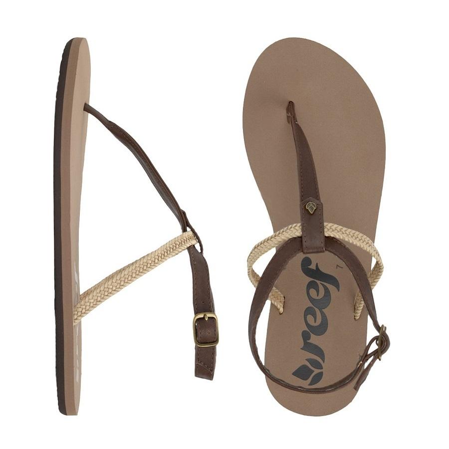 a817bec62aa1 Reef Women s Sun Honey Sandals