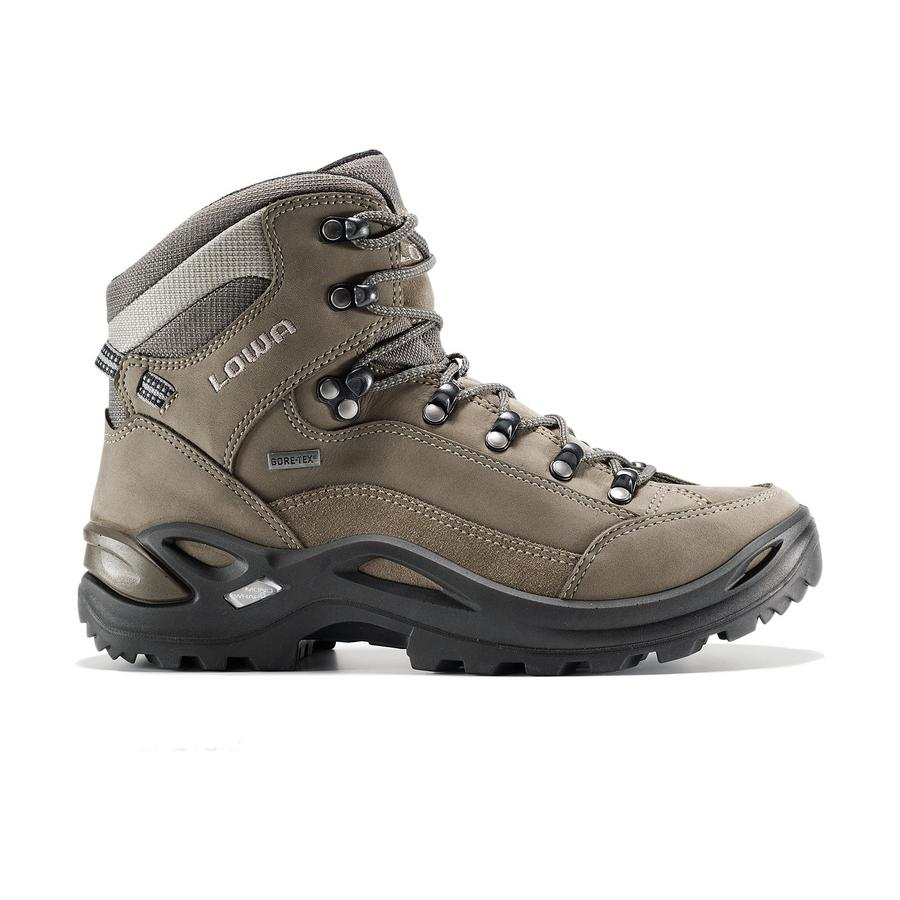 lowa women 39 s renegade gtx mid hiking boots fontana sports. Black Bedroom Furniture Sets. Home Design Ideas