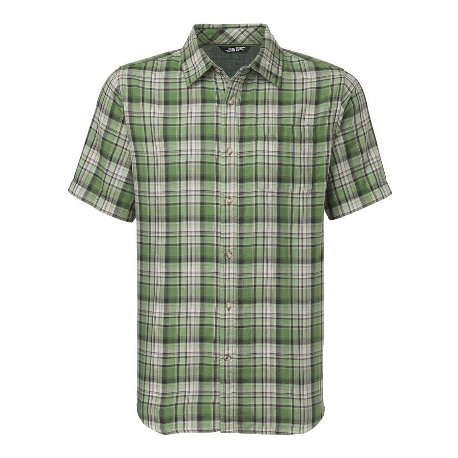The north face bagley short sleeve shirt fontana sports for The north face short sleeve shirt