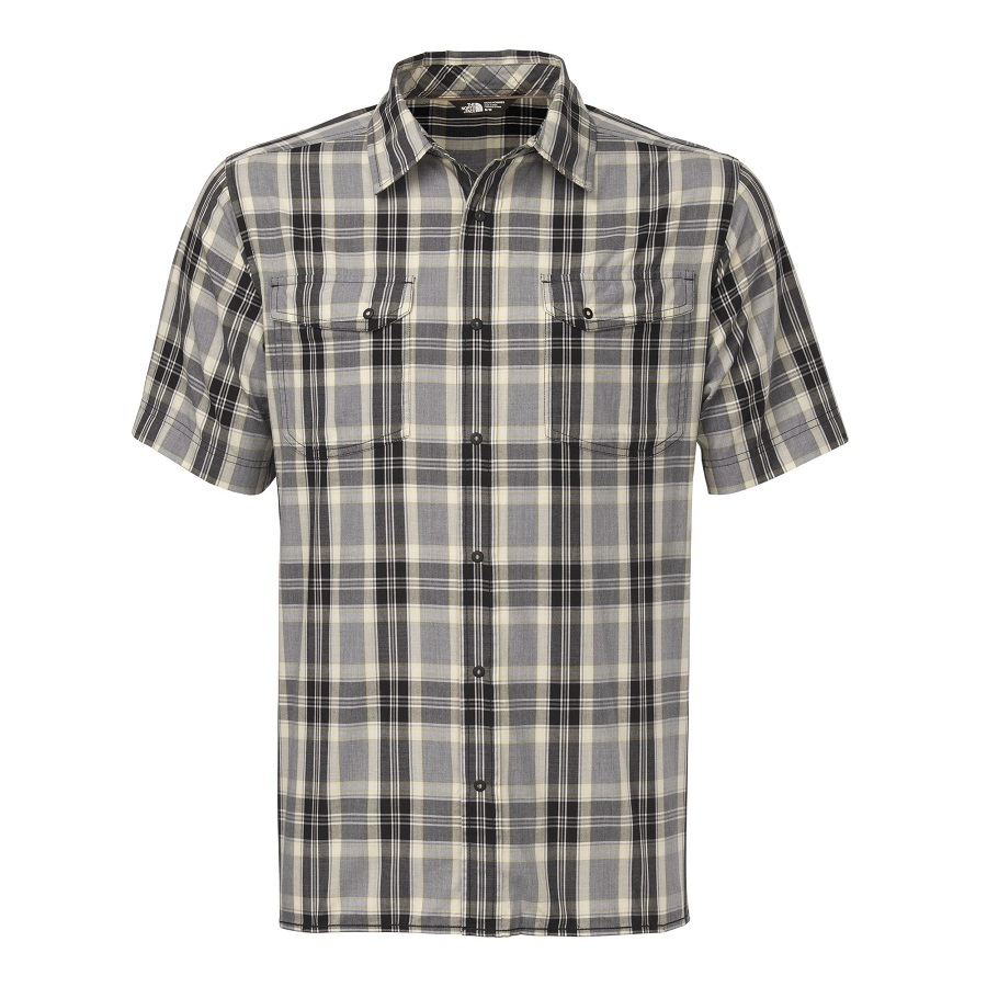 The north face men 39 s king pine short sleeve shirt for The north face short sleeve shirt