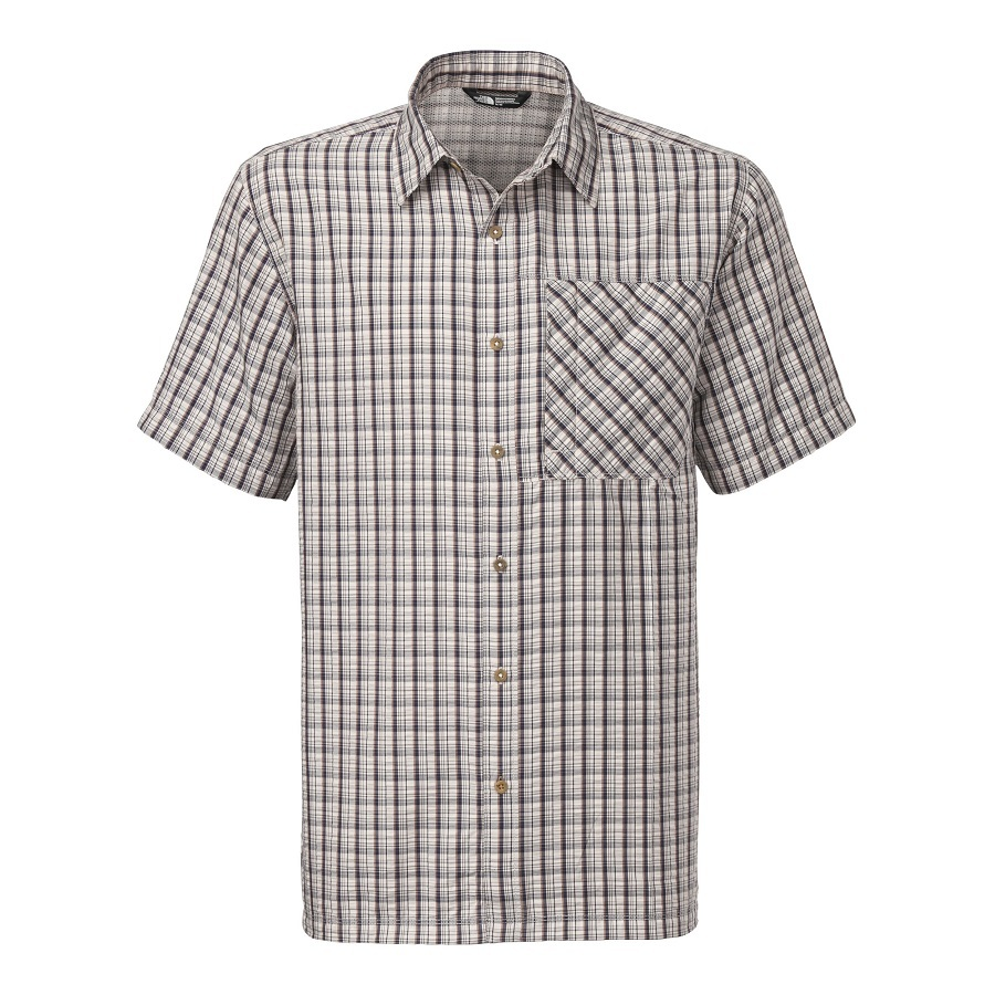 the north face men 39 s bellingham short sleeve shirt