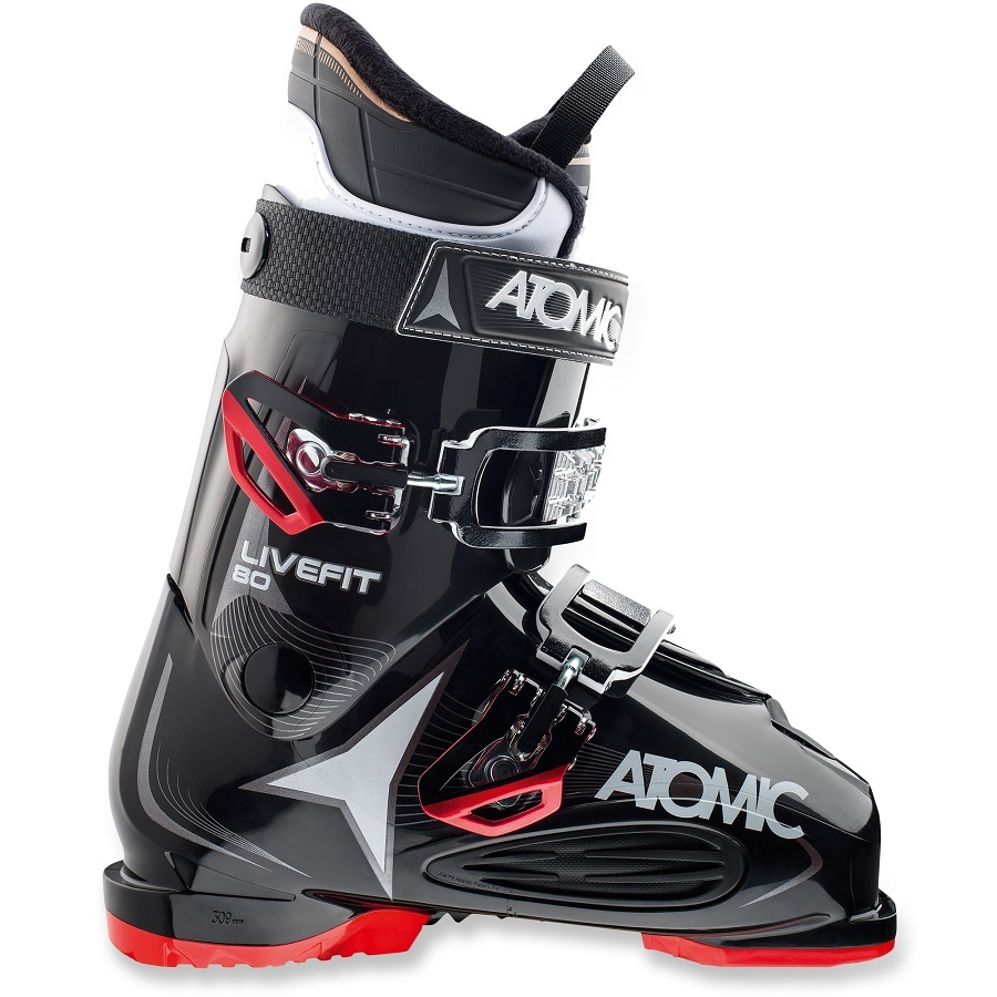 Atomic Men's Live Fit 80 Downhill Ski Boots
