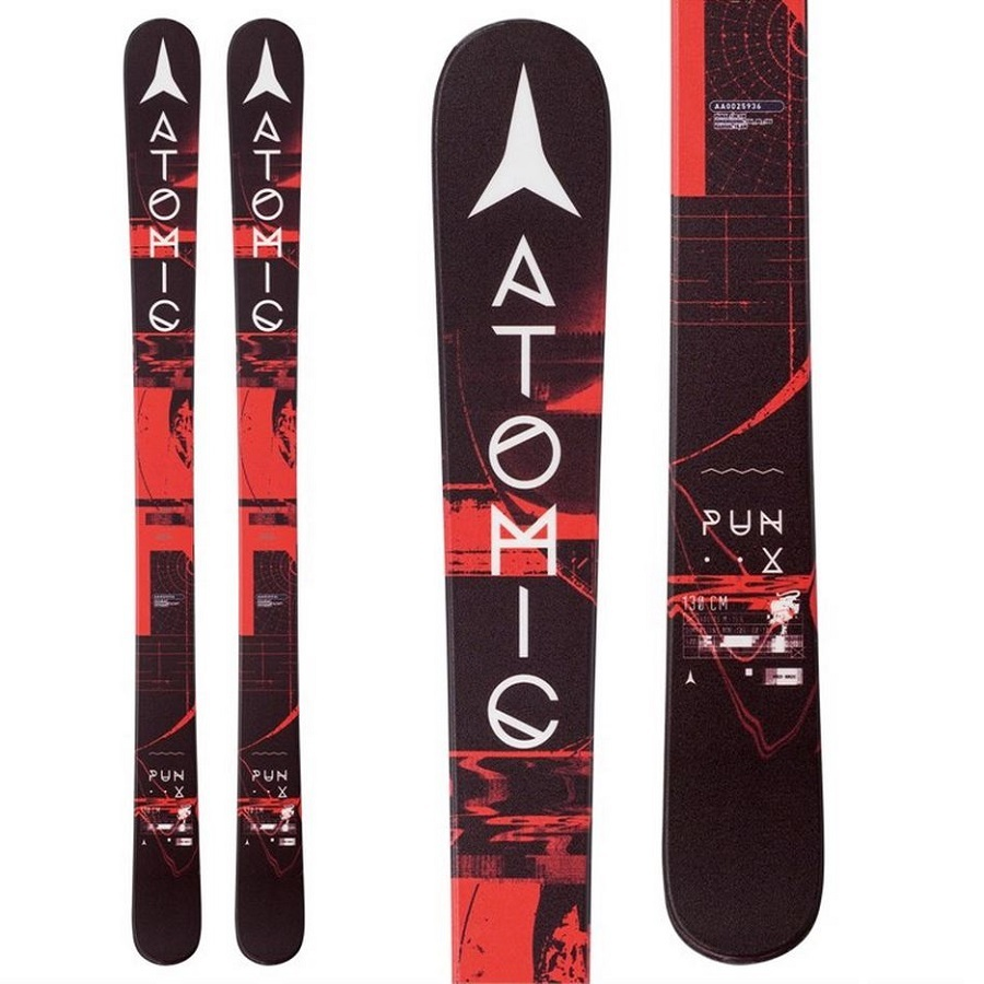 Atomic Youth Punx Jr III Skis