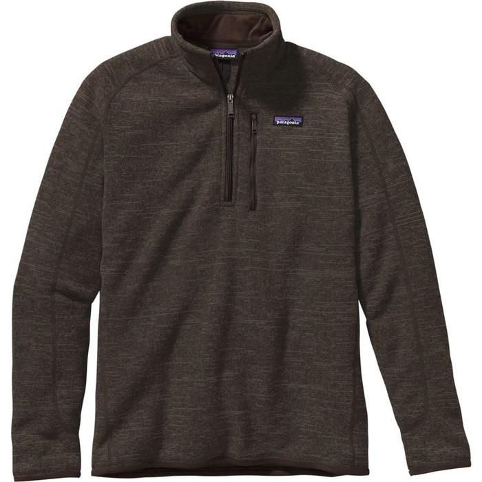 Men S Better Sweater 1 4 Zip Fleece Jacket Fontana Sports