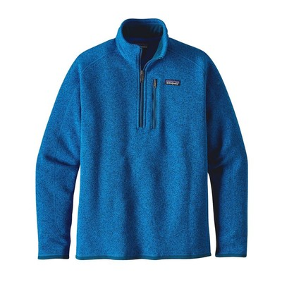 Men`s Better Sweater 1/4 Zip Fleece Jacket