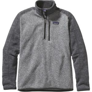 Men's Better Sweater 1/4 Zip Fleece Jacket