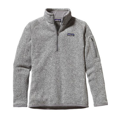 Women's Better Sweater 1/4 Zip Fleece Jacket