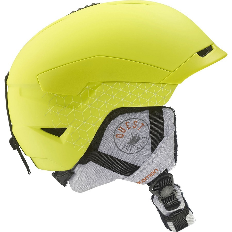 Salomon Mens Quest Access Ski Helmet