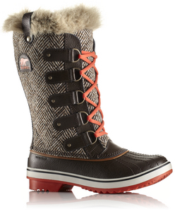 Women`s Tofino Herringbone Winter Boots