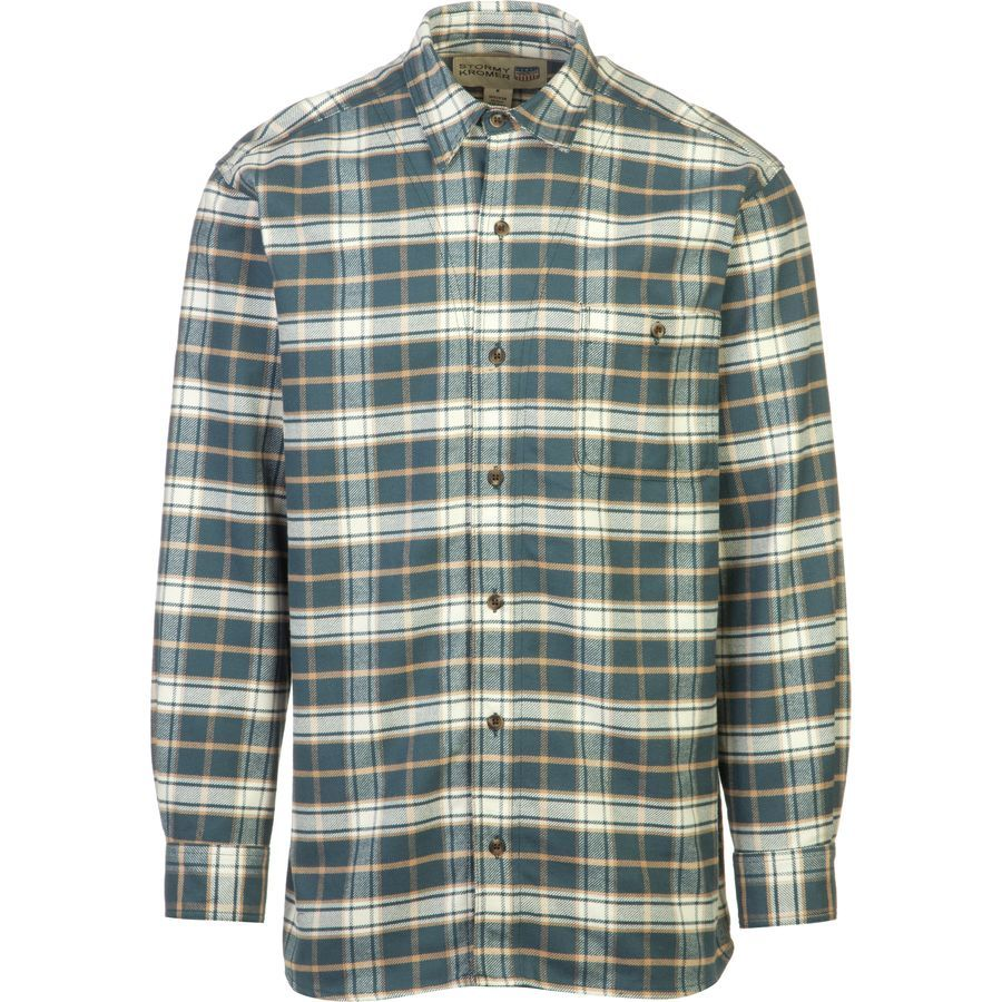 Stormy Kromer Mens Flannel Shirt
