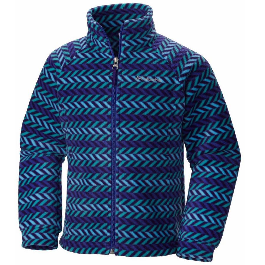 Columbia Girls Benton Springs II Printed Fleece