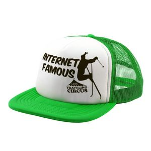 Travelling Circus Internet Famous Cap