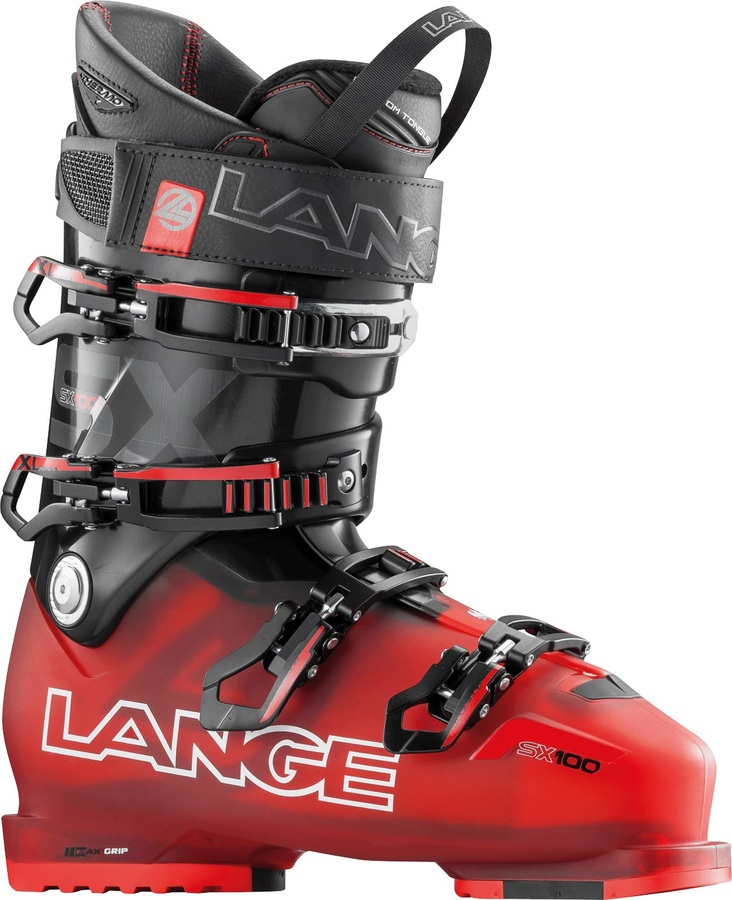 Lange Men's SX 100 Downhill Ski Boots