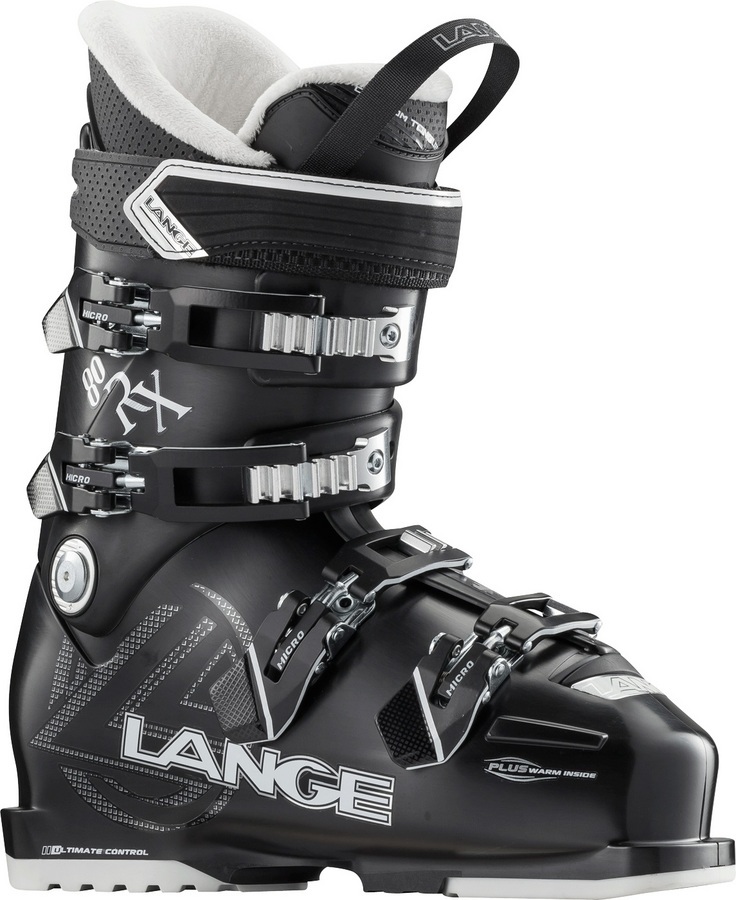 Lange Womens RX 80 Downhill Ski Boot