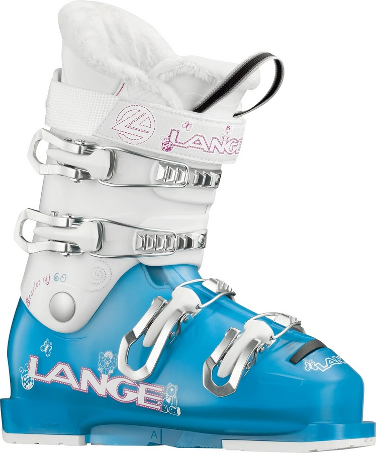 Lange Youth Starlett 60 Downhill Ski Boots