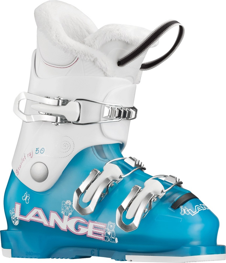 Lange Youth Starlett 50 Downhill Ski Boots
