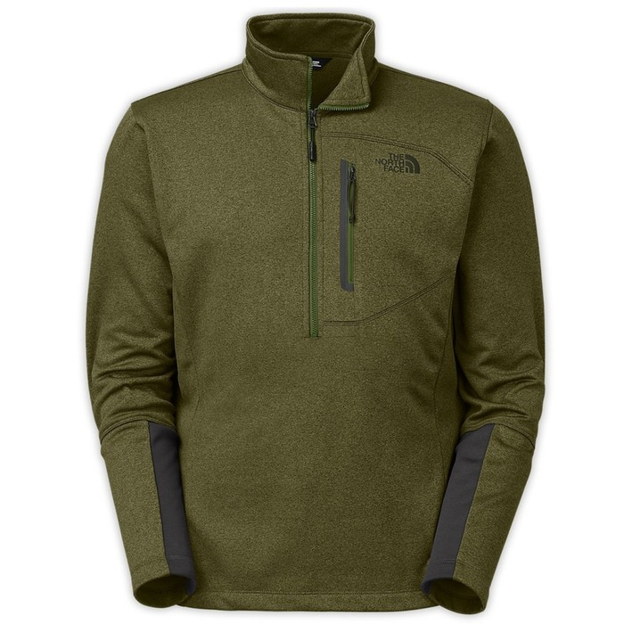 The North Face Men's Canyonlands Half-Zip Jacket