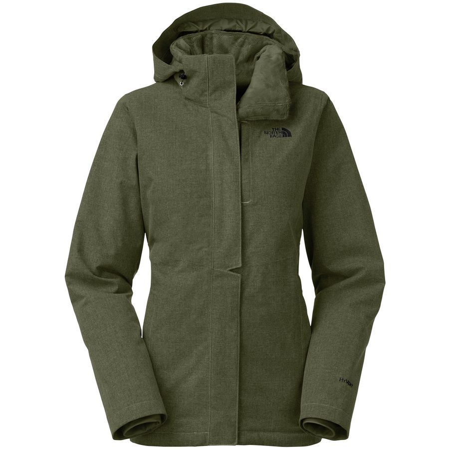 6fab3b7f0 The North Face Women's Inlux Insulated Jacket