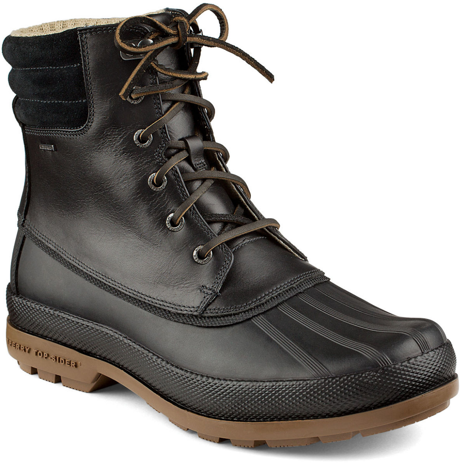cold bay men Buy sperry top-sider men's black cold bay boots with vibram arctic grip  similar products also available sale now on.