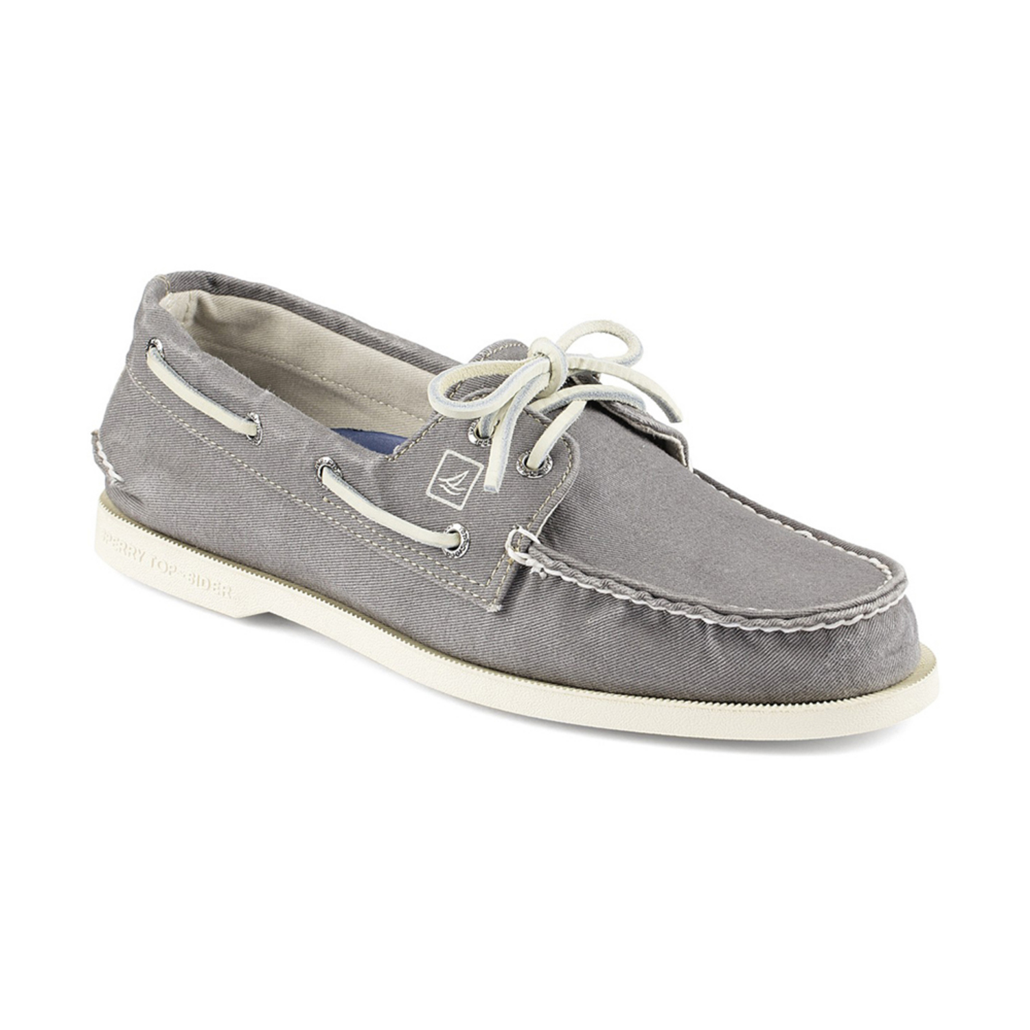 sperry topsider s authentic original 2 eye stonewashed