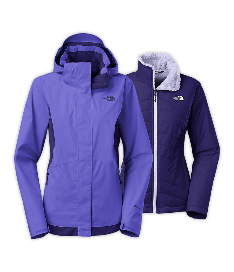 a0aaf2bad529 The North Face Women s Mossbud Swirl Triclimate Jacket