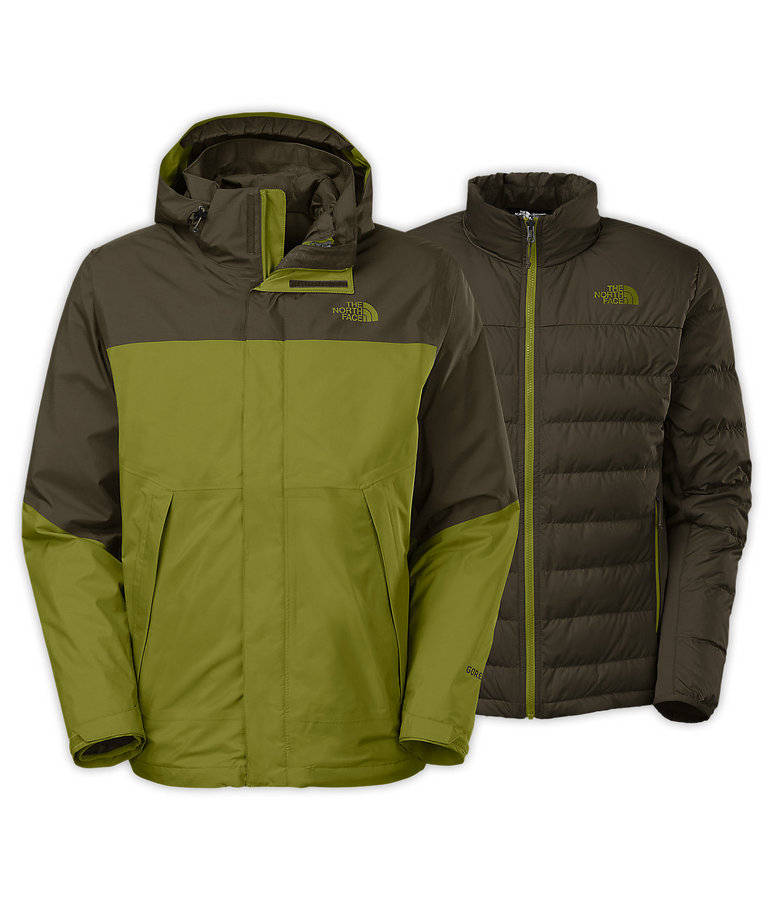 68b3af4b5 The North Face Men's Mountain Light Triclimate Jacket