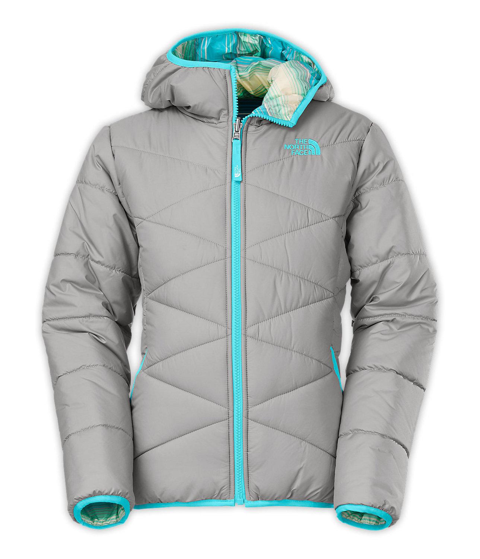 8dc0de1d8 The North Face Girl's Reversible Perrito Jacket
