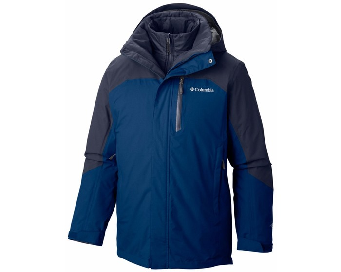 Columbia Men's Lhotse II Interchange Jacket - Tall
