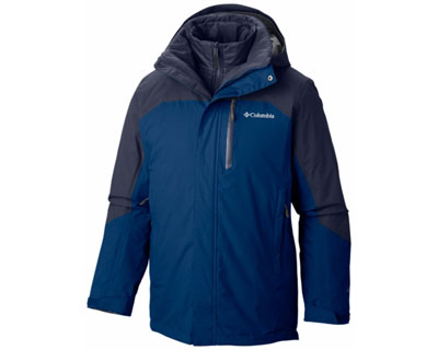 Men's Lhotse II Interchange Jacket - Big