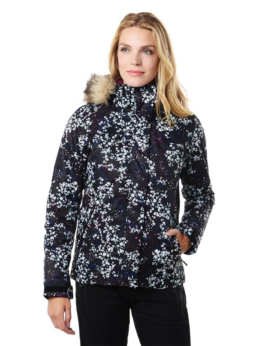04301c75832 Roxy Women s Jet Ski Snowboard Jacket