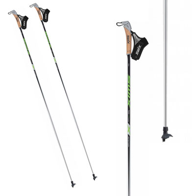 Team CT2 TBS Carbon Kit Nordic Ski Pole