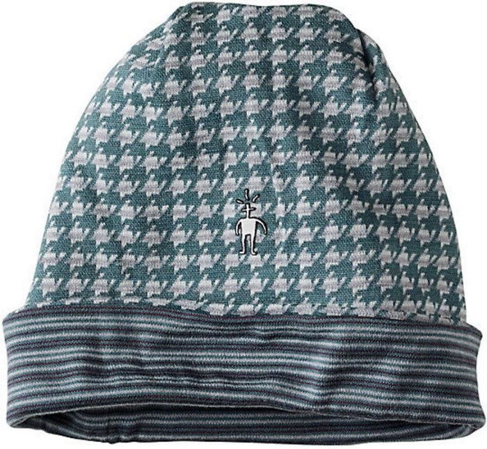 Smartwool Unisex NTS Mid 250 Reversible Pattern Cuffed Beanie