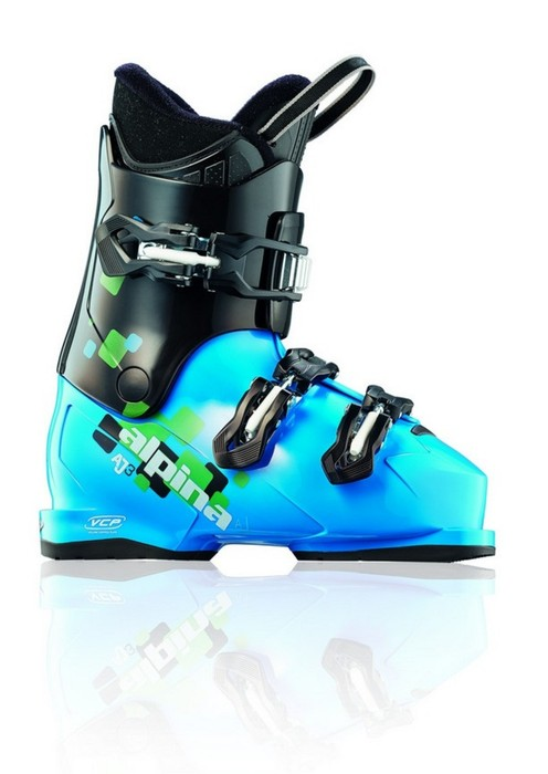 Alpina Youth AJ3 Maxx Downhill Ski Boots